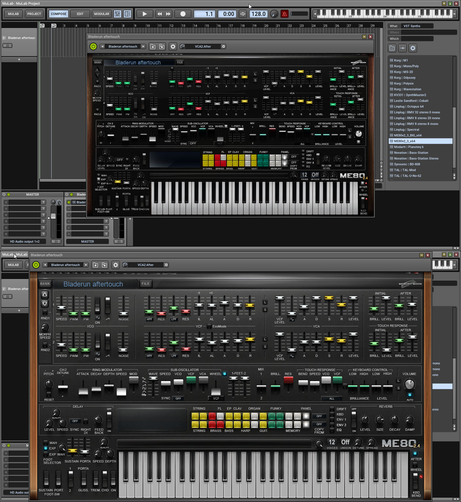 Yamaha CS-80 vst - Page 3 - KVR Audio